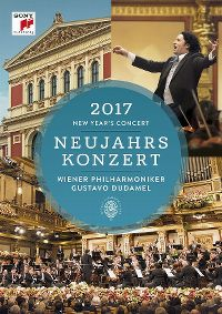 Cover Wiener Philharmoniker / Gustavo Dudamel - New Year's Concert 2017 - Neujahrskonzert [DVD]
